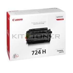 Canon 3482B002AA - Cartouche toner d'origine Canon 724H