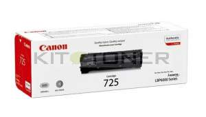 Canon 3484B002 - Cartouche toner d'origine 725