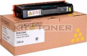 Ricoh 406055 - Toner jaune de marque 220
