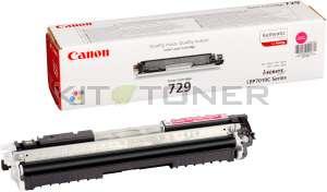 Canon 4368B002 - Cartouche de toner magenta d'origine 729