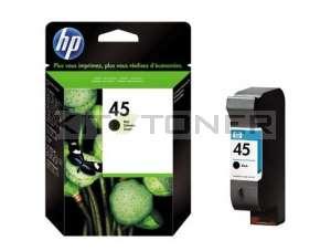 HP 51645A - Cartouche encre noire originale HP n°45