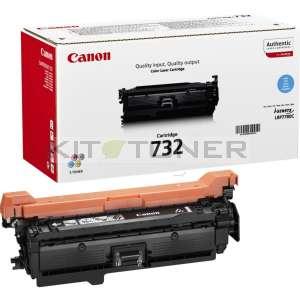 Canon 6262B002 - Cartouche toner cyan Canon 732