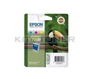 Epson C13T009401 - Cartouche d'encre couleur de marque T009401