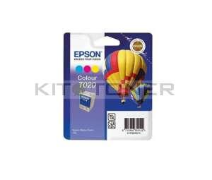 Epson C13T020401 - Cartouches d'encre couleur de marque T020401