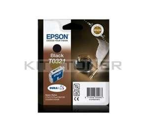Epson C13T032140 - Cartouche d'encre noire de marque T032140
