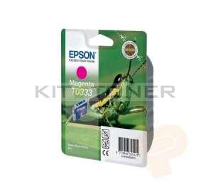 Epson C13T033340 - Cartouche d'encre magenta de marque T033340