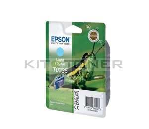Epson C13T033540 - Cartouche d'encre cyan clair de marque T033540