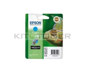 Epson C13T034240 - Cartouche d'encre cyan de marque T034240