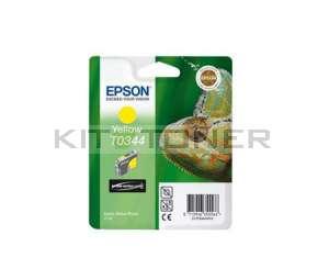 Epson C13T034440 - Cartouche d'encre jaune de marque T034440