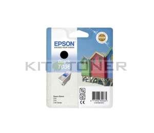 Epson C13T036140 - Cartouche d'encre noire de marque T036140