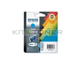 Epson C13T042240 - Cartouche d'encre cyan de marque T042240