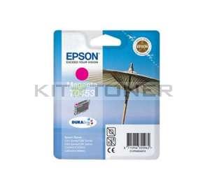 Epson C13T045340 - Cartouche d'encre magenta de marque T045340