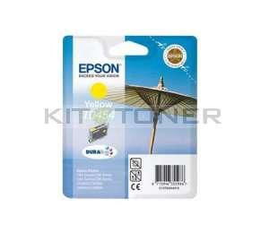 Epson C13T045440 - Cartouche d'encre jaune de marque T045440