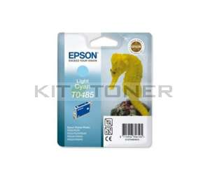 Epson C13T048540 - Cartouche d'encre cyan clair de marque T0485