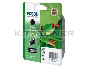 Epson C13T05414010 - Cartouche d'encre noire originale T0541
