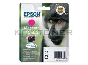 Epson C13T08934011 - Cartouche d'encre magenta de marque Epson T0893