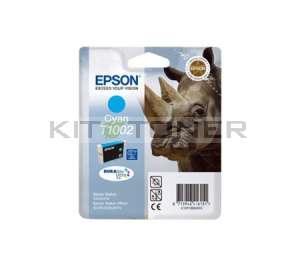 Epson C13T10024010 - Cartouche d'encre cyan de marque T1002