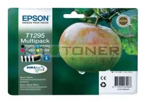 Epson C13T12954011 - Pack de 4 cartouches d'encre T1295