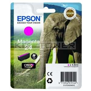 Epson C13T24234010 - Cartouche d'encre magenta de marque T2423