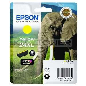 Epson C13T24344010 - Cartouche d'encre original jaune T2434