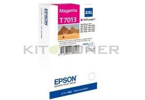 Epson C13T70134010 - Cartouche d'encre magenta Epson T7013