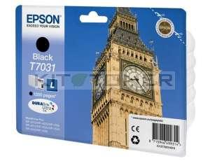 Epson C13T70314010 - Cartouche d'encre noire Epson T7031
