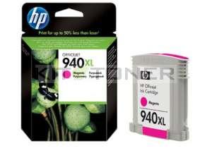 HP C4908AE - Cartouche d'encre magenta originale 940XL