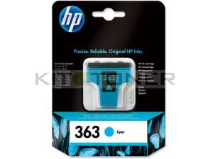 HP C8771EE - Cartouche d'encre cyan de marque 363