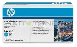 HP CE261A - Cartouche de toner d'origine cyan 648A