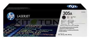 HP CE410A - Cartouche de toner noir d'origine 305A