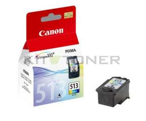 Canon CL513 - Cartouche d'encre origine couleur 2971B001