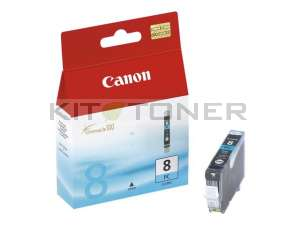 Canon CLI8PC - Cartouche d'encre origine photo cyan 0624B001