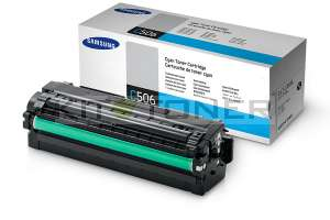 Samsung CLTC506L - Cartouche toner cyan C506L