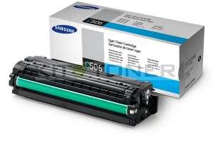 Samsung CLTC506S - Cartouche toner d'origine cyan