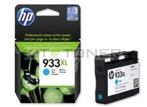 HP CN054AE - Cartouche d'encre cyan de marque 933xl