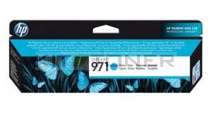 Cartouche HP 971 - Cartouche d'encre cyan de marque HP CN622AE