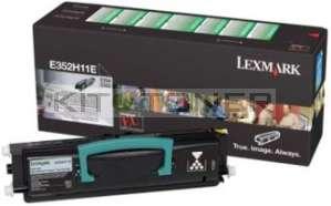 Lexmark E352H11E - Cartouche de toner d'origine