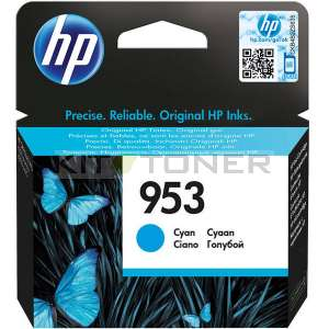 HP F6U12AE - Cartouche d'encre cyan HP 953