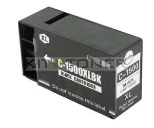 Canon PGI1500XLBK - Cartouche d'encre compatible noire 9182B001