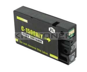 Canon PGI1500XLY - Cartouche d'encre compatible jaune 9182B004