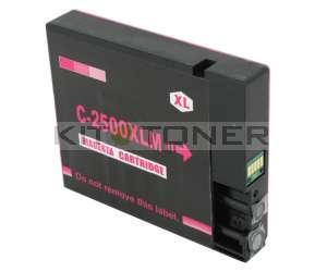 Canon PGI2500XLM - Cartouche d'encre compatible magenta 9266B001