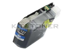 Brother LC127XLBK - Cartouche d'encre compatible noire