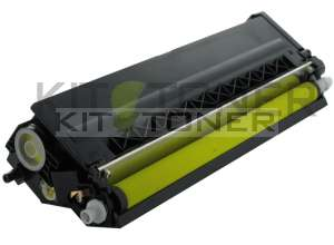 Brother TN326Y - Cartouche toner compatible jaune