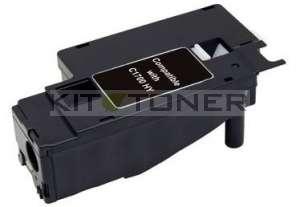 Epson S050614 - Cartouche de toner compatible noir