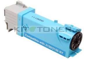Dell 59311041 - Cartouche de toner compatible Cyan 769T5