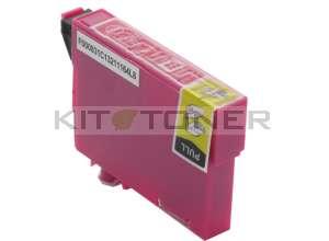 Epson C13T18134010 - Cartouche d'encre compatible magenta