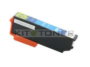 Epson C13T26324010 - Cartouche d'encre compatible cyan T2632