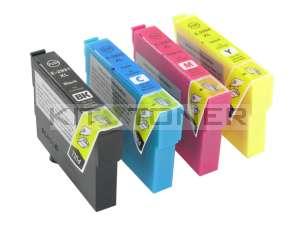 Epson C13T29964010 - Pack de 4 cartouches d'encre compatibles 29XL