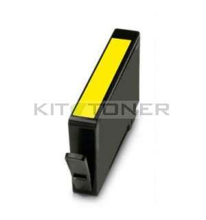 Canon CLI571Y XL - Cartouche d'encre jaune compatible