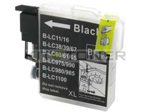 Brother LC1100BK - Cartouche d'encre compatible noire